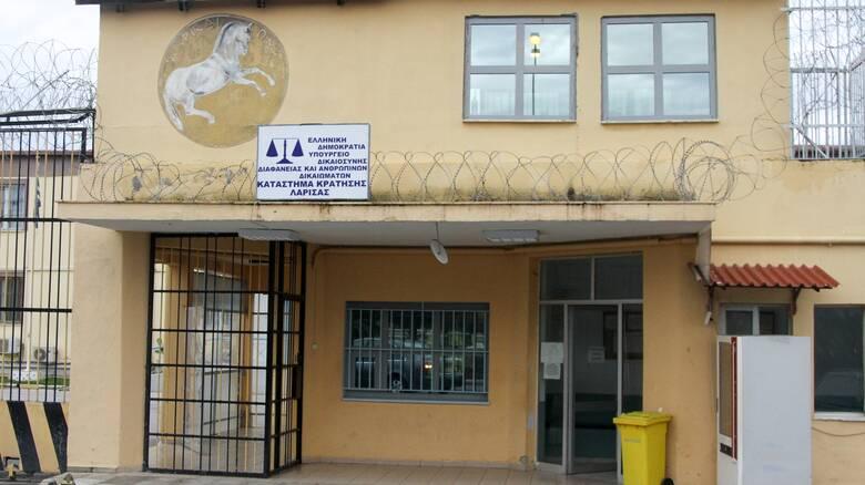 Κορωνοϊός: Σε 155 ανέρχονται τα κρούσματα στις φυλακές Λάρισας