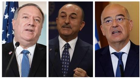 Οργή της Άγκυρας για τις κυρώσεις των ΗΠΑ - Ικανοποίηση στην Αθήνα