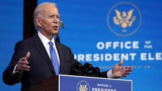 Επίσημα Πρόεδρος των ΗΠΑ ο Μπάιντεν: Το «Σώμα των Εκλεκτόρων» ανακοίνωσε και τυπικά τη νίκη του