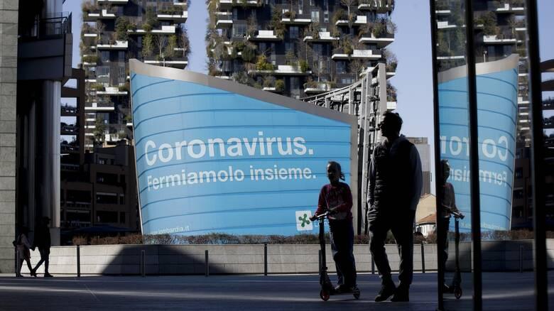 Κορωνοϊός: Προς νέους περιορισμούς και η Ιταλία - Κόντε: Να αποφύγουμε με κάθε κόστος το τρίτο κύμα