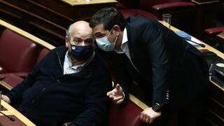 Ο ΣΥΡΙΖΑ δεν υπερψηφίζει τις αμυντικές δαπάνες – «Δεν δίνουμε λευκή επιταγή για τα εξοπλιστικά»