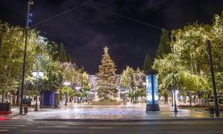 Χριστούγεννα 2020: Μία όμορφη Αθήνα, όπως δεν την έχετε ξαναδεί