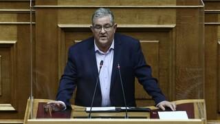 Κουτσούμπας: «Ανεπαρκής η πρόταση Βαρουφάκη, μνημείο αντιλαϊκότητας ο Προϋπολογισμός»