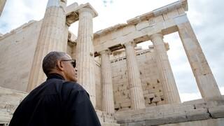 Μητσοτάκης και Τσίπρας χαιρετίζουν την ελληνική έκδοση του βιβλίου του Ομπάμα