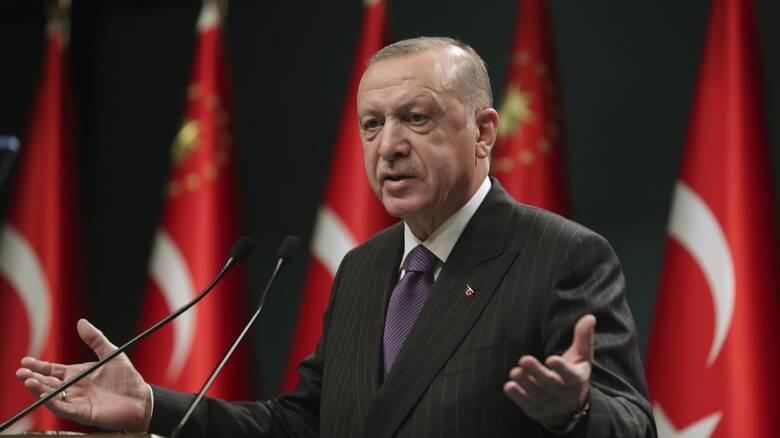 Ερντογάν: Η Τουρκία ελπίζει να ανοίξει «μια νέα σελίδα» με την ΕΕ