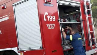 Θεσσαλονίκη: Φωτιά σε οίκο ανοχής τα ξημερώματα στα Σφαγεία
