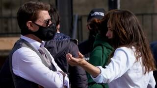 Τομ Κρουζ: Έξαλλος με μέλη του συνεργείου που δεν τηρούσαν τα μέτρα προστασίας
