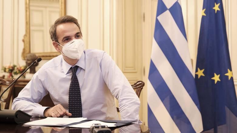 To Σχέδιο Εθνικής Δράσης για ΑμεΑ παρουσίασε ο Κυρικάκος Μητσοτάκης