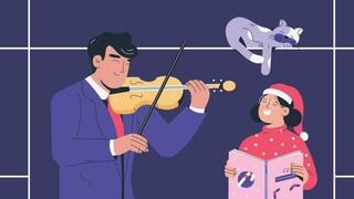 Σε live streaming από το ΚΠΙΣΝ η χριστουγεννιάτικη συναυλία της ορχήστρας της ΕΡΤ