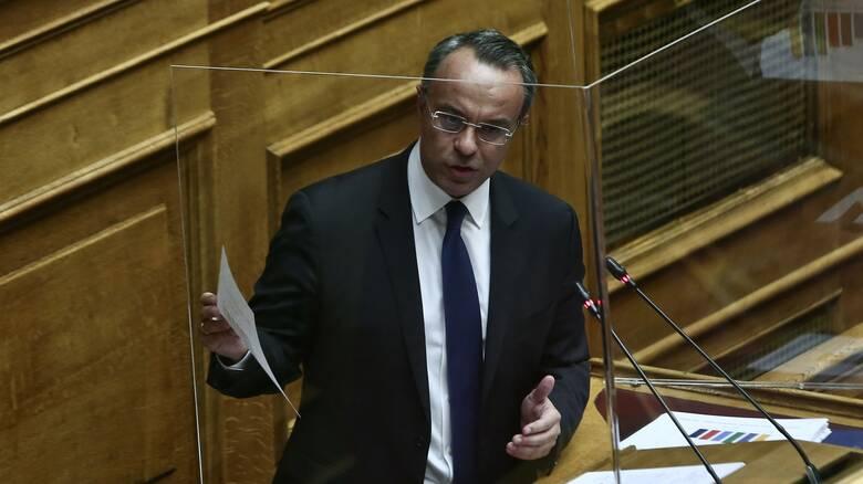 Σταϊκούρας: Υψηλότερη ανάπτυξη στην Ελλάδα το 2021 σε σχέση με την υπόλοιπη ΕΕ