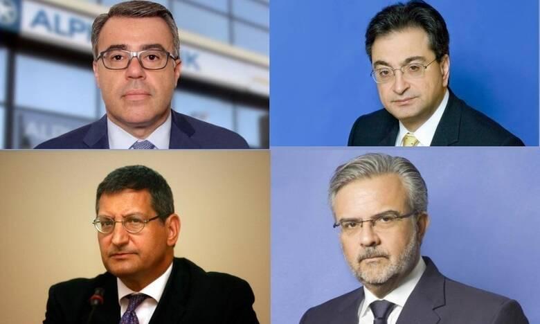 Τι περιμένουν οι επικεφαλής των συστημικών τραπεζών μετά το πέρας της πανδημίας