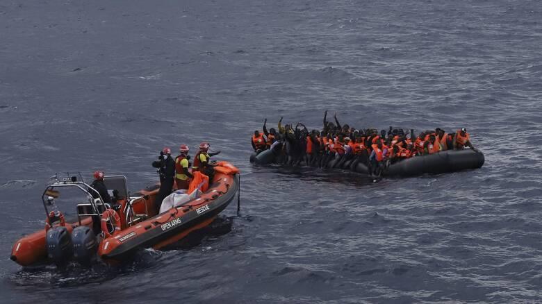Λιβύη: Τέσσερα παιδιά νεκρά μετά από ναυάγιο
