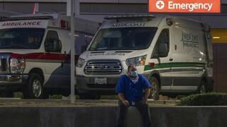 Μελέτη: Ένας στους τέσσερις ασθενείς Covid-19 μπαίνει ξανά στο νοσοκομείο μετά το εξιτήριο