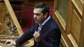 Τσίπρας καλεί Ελεγκτικό Συνέδριο για έλεγχο στην καμπάνια ενημέρωσης Covid 19