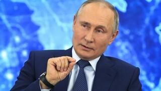 Πούτιν: Εάν οι ρωσικές ειδικές υπηρεσίες ήθελαν να σκοτώσουν τον Ναβάλνι, «θα το είχαν τελειώσει»