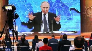 Πούτιν: Το Ναγκόρνο Καραμπάχ ανήκει στο Αζερμπαϊτζάν βάσει διεθνούς δικαίου