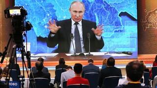 Πούτιν: Έμπειρος πολιτικός ο Μπάιντεν - Η Ρωσία δεν αναμείχθηκε στις αμερικανικές εκλογές