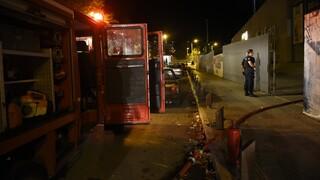 Συναγερμός στη Λαμία: Δύο τραυματίες από πυρκαγιά λόγω έκρηξης