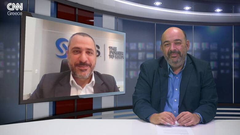 Η SAS είναι ο συνεργάτης των επιχειρήσεων στα analytics και την τεχνητή νοημοσύνη