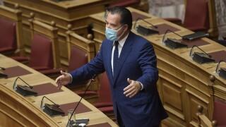 Αδ. Γεωργιάδης: Θαύμα - Ο χθεσινός τζίρος έφτασε στο 35% του αντίστοιχου περσινού