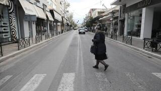Νεκρή πόλη η Ελευσίνα: Στα «κάγκελα» οι κάτοικοι για το σκληρό lockdown