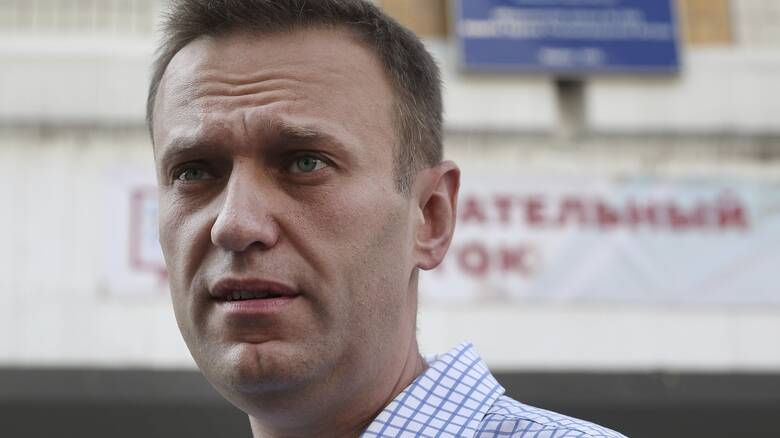Υπόθεση Ναβάλνι: Ο επικριτής του Κρεμλίνου ανακρίθηκε από την εισαγγελία του Βερολίνου