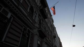 ΗΠΑ: Παύση λειτουργίας δύο προξενείων στη Ρωσία λόγω κορωνοϊού