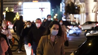 Λινού στο CNN Greece: Δεν έχουμε τελειώσει με το 2ο κύμα – Τι πρέπει να προσέξουμε στις γιορτές
