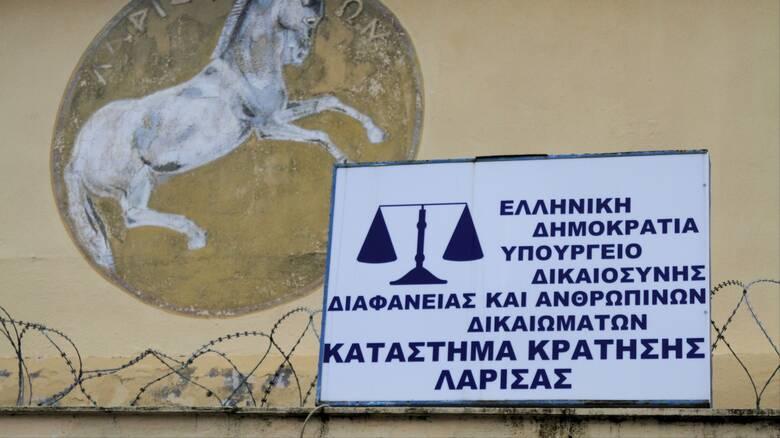 Φυλακές Λάρισας: «Δεν ευσταθούν οι καταγγελίες» λέει η ΓΓ Αντεγκληματικής Πολιτικής