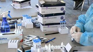 Δυτική Αττική: Πού πραγματοποιούνται σήμερα Rapid test από τον ΕΟΔΥ
