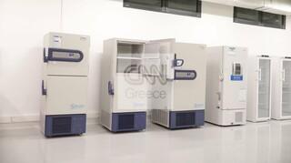 Εμβόλιο κορωνοϊού: Αυτά είναι τα ψυγεία που θα αποθηκεύσουν τα εμβόλια στην Αττική