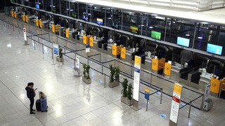 Bild: Η ΕΕ ως τα μεσάνυχτα θα διακόψει όλες τις αεροπορικές συνδέσεις με Βρετανία και Ν. Αφρική
