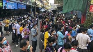 Κορωνοϊός - Ταϊλάνδη: Πάνω από 10.000 τεστ μετά την έξαρση που συνδέεται με αγορά