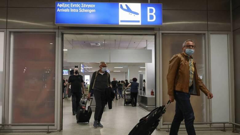 Αεροπορική οδηγία για τις αφίξεις από Βρετανία - Αναλυτικά τι προβλέπεται
