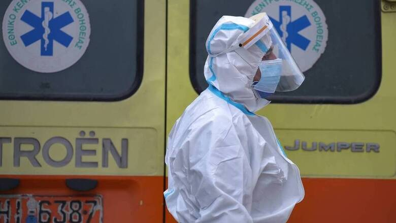 Κορωνοϊός: Πέθανε 34χρονη που ήταν διασωληνωμένη επί μέρες στο Βόλο
