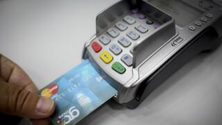 Παράταση ανέπαφων συναλλαγών με κάρτες χωρίς χρήση ΡΙΝ στα 50 ευρώ έως 31 Μαρτίου 2021