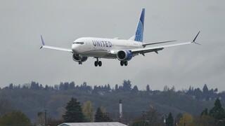 ΗΠΑ: Επιβάτης πέθανε στη διάρκεια πτήσης - Είχε συμπτώματα κορωνοϊού