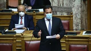 Γεωργιάδης: Η λειτουργία καταστημάτων τις Κυριακές μόνο για όσο διαρκεί η πανδημία