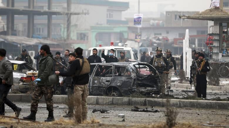 Αφγανιστάν: Τουλάχιστον πέντε νεκροί σε βομβιστική επίθεση στην Καμπούλ