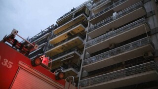 Λιοσίων: Έκρηξη σε διαμέρισμα με μια τραυματία