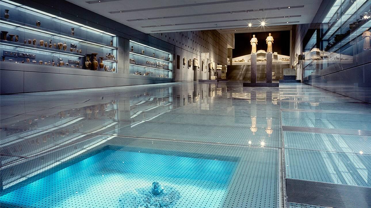 Το Μουσείο της Ακρόπολης στη νέα, ψηφιακή εποχή