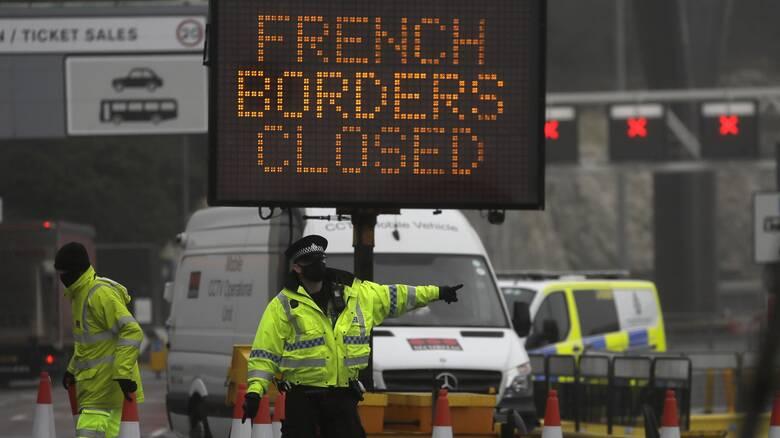 Βρετανία-Γαλλία: Οι δύο χώρες εργάζονται για την άρση του κλεισίματος των συνόρων