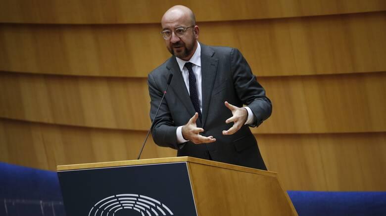 Βέλγιο: Βγαίνει από τον αυτοπεριορισμό ο πρόεδρος του Ευρωπαϊκού Συμβουλίου