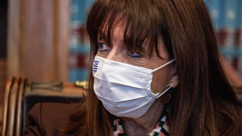 Σακελλαροπούλου: O εμβολιασμός είναι πράξη προστασίας του εαυτού μας και του άλλου