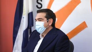 Τσίπρας από Κατερίνη: Πρέπει να ενισχυθεί το ΕΣΥ, η πανδημία δεν έχει τελειώσει