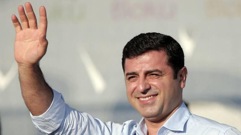Καταδίκη της Τουρκίας στο ΕΔΑΔ για τη φυλάκιση του Κούρδου ηγέτη Ντεμιρτάς