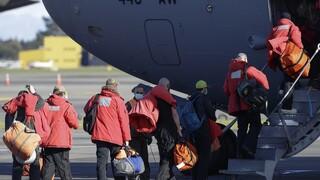 Κορωνοϊός: Έφτασε και στην Ανταρκτική - Κρούσματα σε στρατιωτική βάση της Χιλής