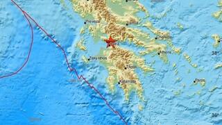Σεισμός κοντά σε Ναύπακτο και Πάτρα - Αισθητός σε πολλές περιοχές