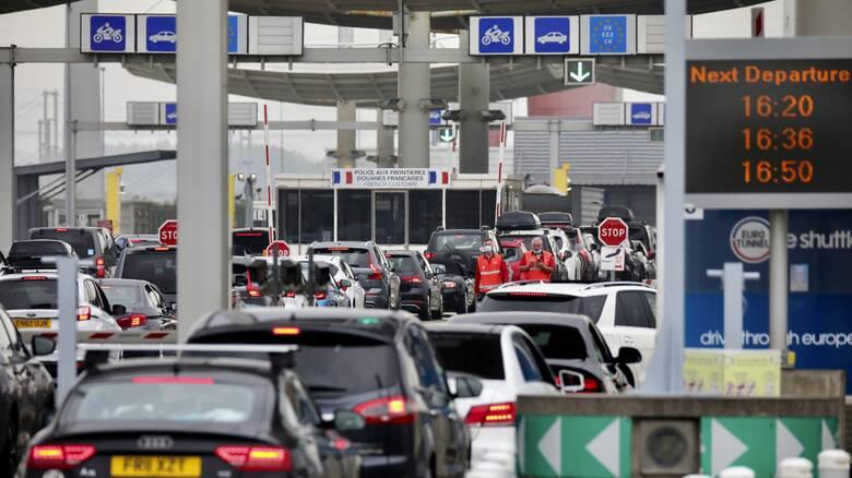 Συμφωνία Γαλλίας - Βρετανίας για μερικό άνοιγμα των συνόρων
