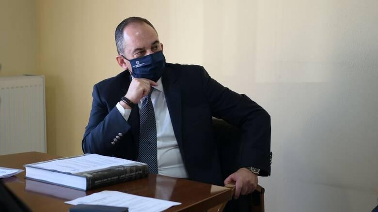 Πλακιωτάκης: Τηρούσα με θρησκευτική ευλάβεια τα μέτρα προφύλαξης και όμως κόλλησα